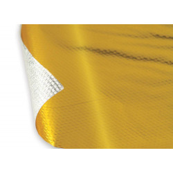 """DEi Design Engineering zlatý samolepiaci tepelne izolačný plát """"Reflect-A-GOLD"""", Rozmer: 30,5 cm x 30,5 cm"""