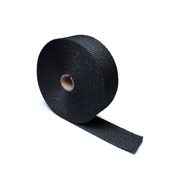 DEi Design Engineering termo izolačná páska na výfuky, čierna, Rozmer: 50 mm x 15 m