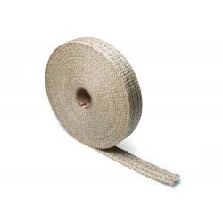 Dei Design Engineering termo izolačná páska na výfuky, svetlo hnedá, Rozmer: 25 mm x 15 m