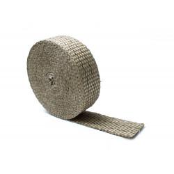 Dei Design Engineering termo izolačná páska na výfuky, svetlo hnedá, Rozmer: 25 mm x 4,5 m