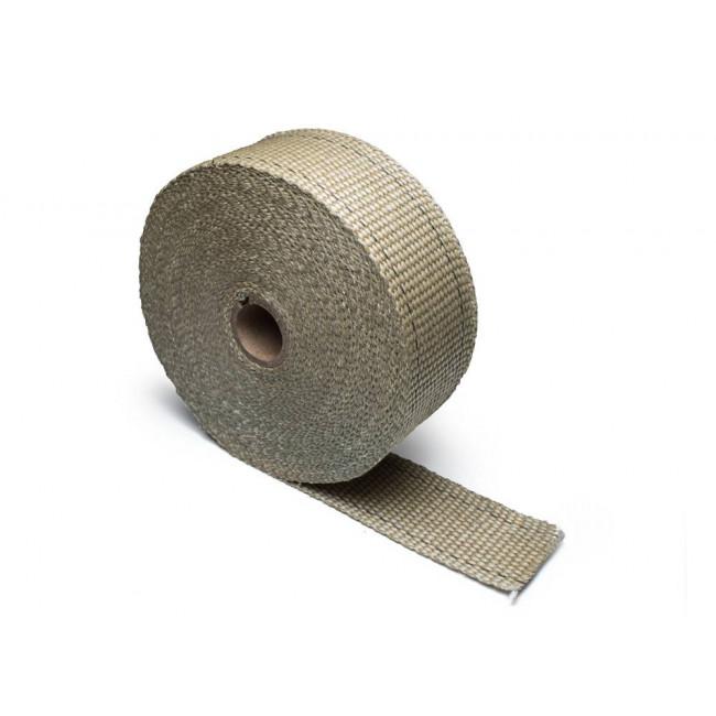 Dei Design Engineering termo izolačná páska na výfuky, svetlo hnedá, Rozmer: 50 mm x 15 m