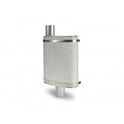 Dei Design Engineering termo izolačný obal tlmiča výfuku 106,7 x 60,9 cm