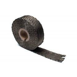 DEi Design Engineering termo izolačná páska na výfuky, titanová, Rozmer: 25 mm x 4,5 m