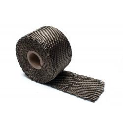 DEi Design Engineering termo izolačná páska na výfuky, titanová, Rozmer: 50 mm x 4,5 m
