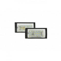 LED panely pre osvetlenie špz