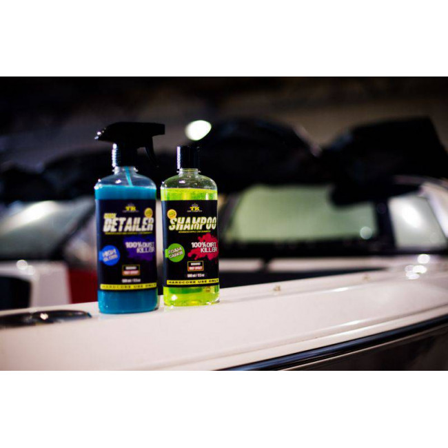 TK Car Shampoo - TuningKingz autošampón