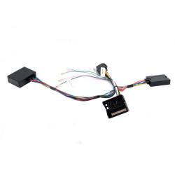Adaptér ovládania na volante AUDI A2, A3, A4, TT, aktívne audio SWC AU 05