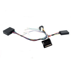 Adaptér ovládania na volante AUDI A2, A3, A4, TT, aktívne audio SWC AU 06