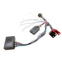 Adaptér ovládania na volante AUDI A3, A4, TT, aktívne audio SWC AU 08