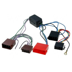 ISO adaptér pre vozidlá Audi