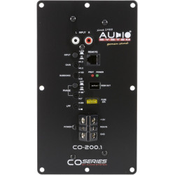 AUDIO SYSTEM CO 200,1