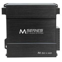 AUDIO SYSTEM M 50,4, MD 4 kanálový zosilňovač