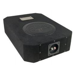 AUDIO SYSTEM R 08 FLAT EVO DBR, subwoofer v bedni