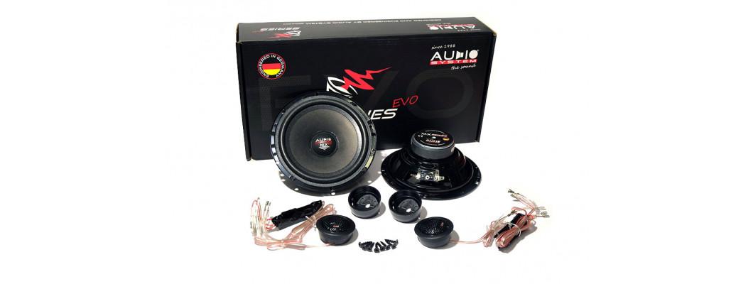Audio System MX 165 EVO + tlmenie zdarma  !
