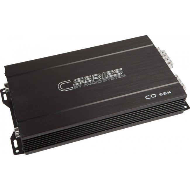 AUDIO SYSTEM CO 65.4, 4 kanálový zosilňovač