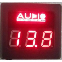 Digitálne voltmetre