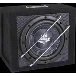 AUDIO SYSTEM HX 08 SQ G, subwoofer v bedni