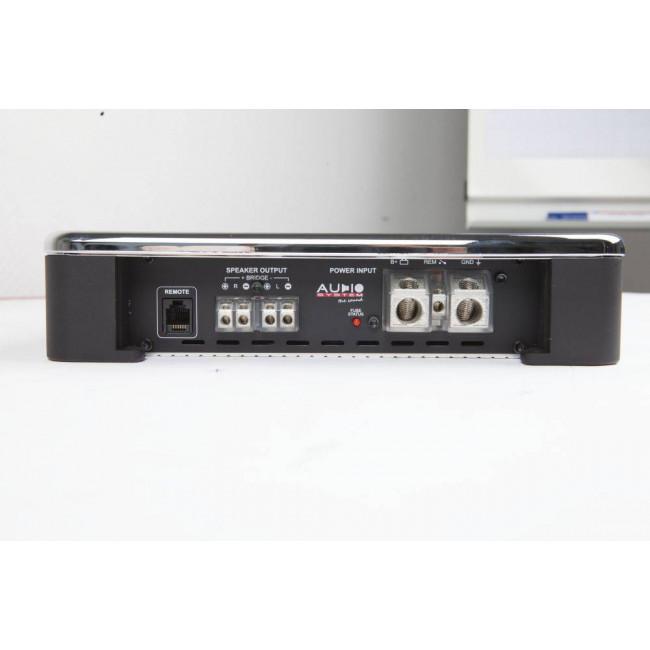 AUDIO SYSTEM HX 175.2, 2 kanálový zosilňovač