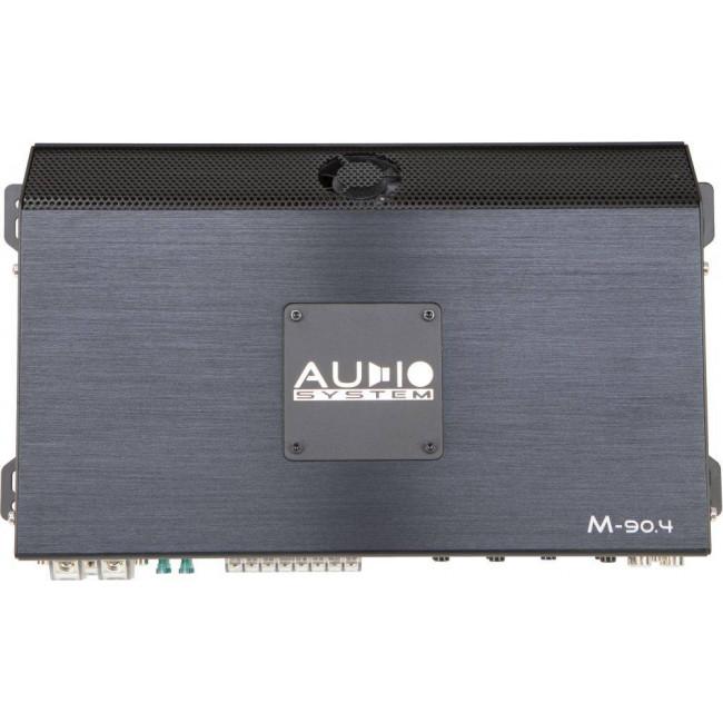 AUDIO SYSTEM M 90.4, 4 kanálový zosilňovač