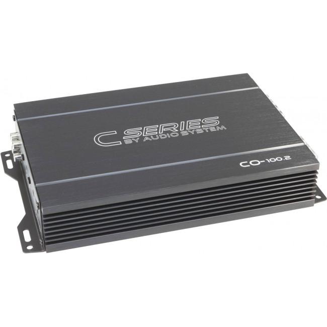 AUDIO SYSTEM CO 100.2, 2 kanálový zosilňovač
