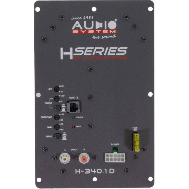 AUDIO SYSTEM H 340.1D