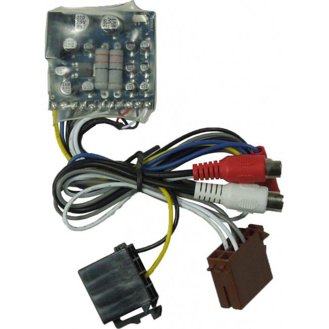 AUDIO SYSTEM HLC2 PLUS High-Low prevodník
