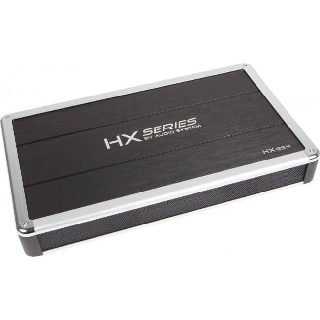 AUDIO SYSTEM HX 85.4, 4 kanálový zosilňovač