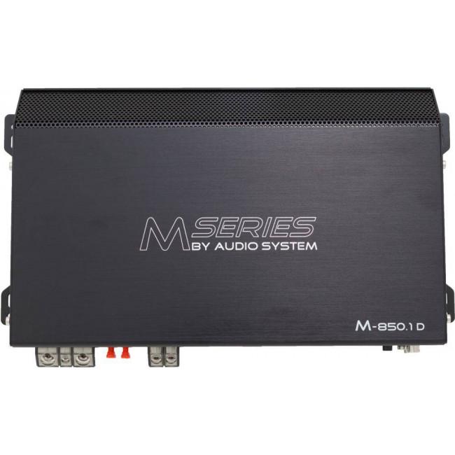 AUDIO SYSTEM M 850.1, 1 kanálový zosilňovač