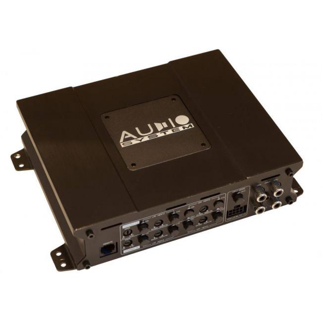 AUDIO SYSTEM X 80.4 D, 4 kanálový zosilňovač