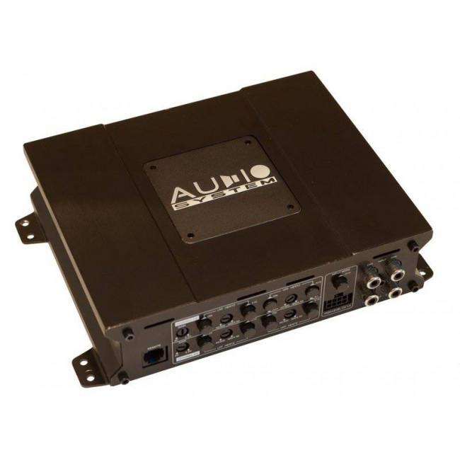 AUDIO SYSTEM X 80.4 DSP, 4 kanálový zosilňovač