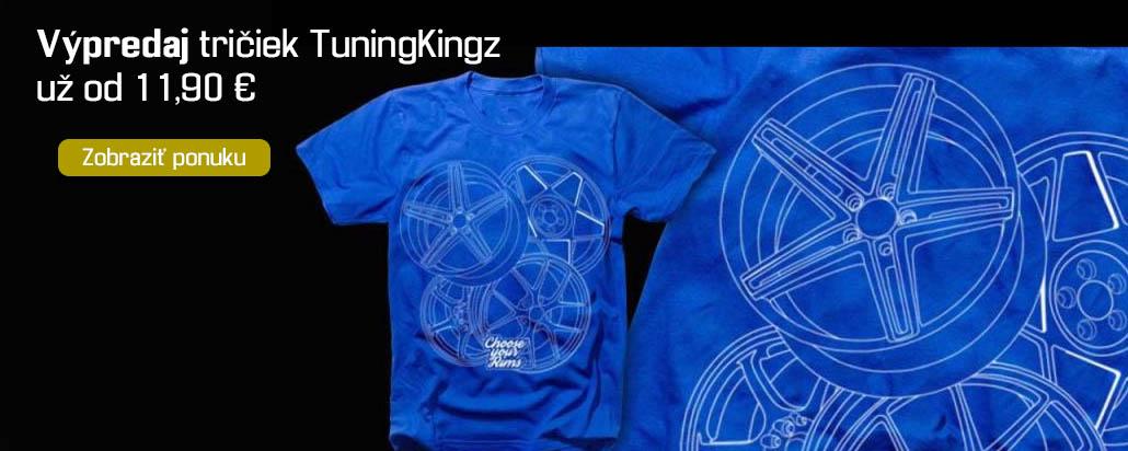 Tuningové tričká