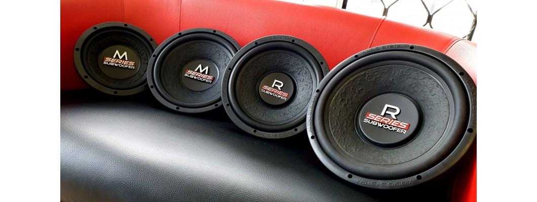 Výpredaj subwooferov Audio System