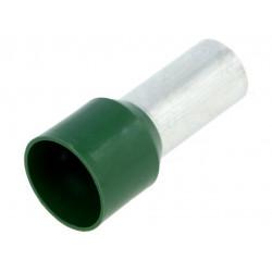 Izolovaný krimpovací nit 50mm2 Zelený