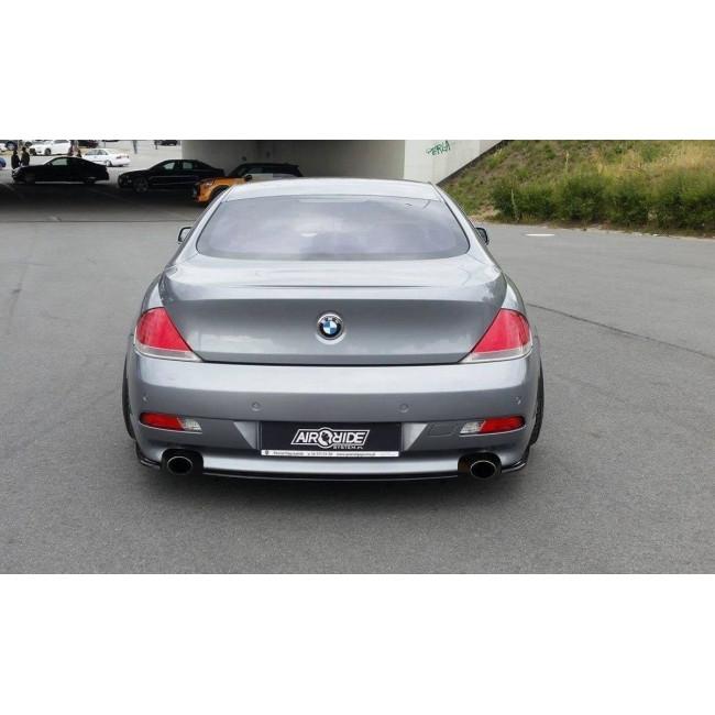 Zadný splitter BMW 6 E63 / E64 (PREFACE MODEL)
