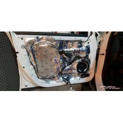 STANDARD odhlučnenie vozidla - Door kit