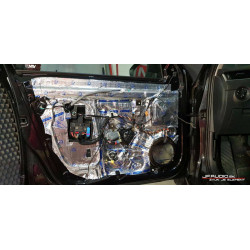 PREMIUM odhlučnenie vozidla - Door kit