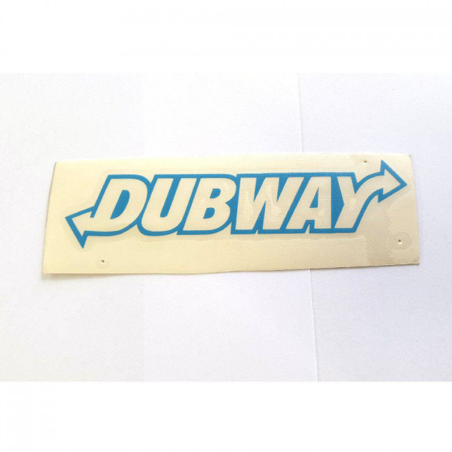 DUBWAY (modrá)