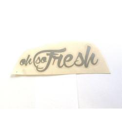 Oh so Fresh (strieborná)