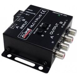 High-Low adaptéry pre zosilňovače