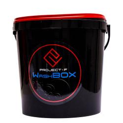 PROJECT F ® - WashBOX - black bucket 12,5l