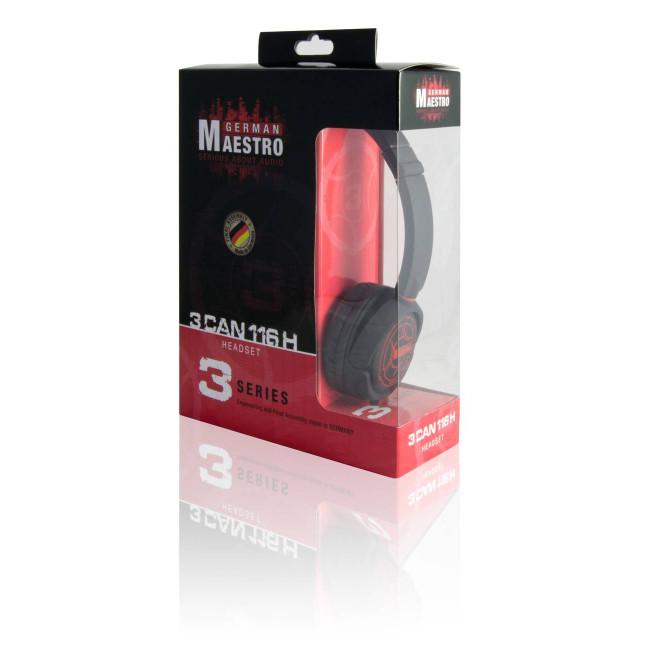 German Maestro 3 CAN 116 H s mikrofónom