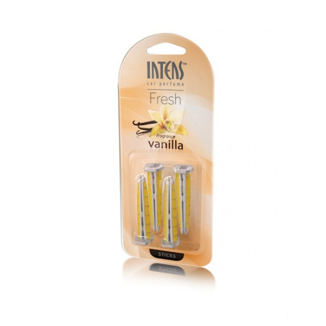 Osviežovač STICKS vanilla INTENS