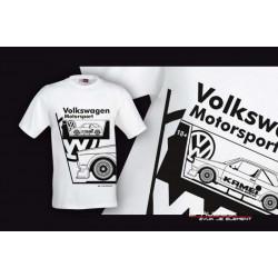 TuningKingz Tričko - VW Mk1/ VW Motorsport