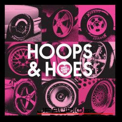 Hoops & Hoes (T-Shirt)