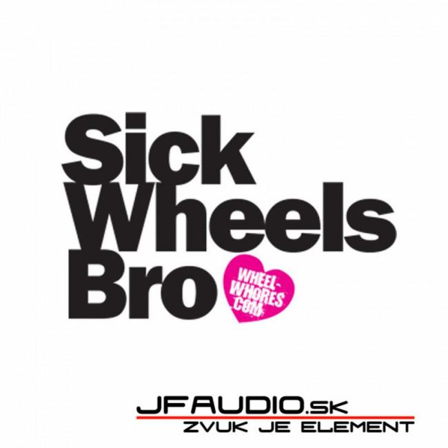 Sick Wheels (Baby Grow)