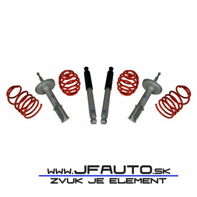 JOM športový podvozok pre Audi A4/Avant 1.6-1.9TDI, okrem Quattro, 12/94-00, 40mm