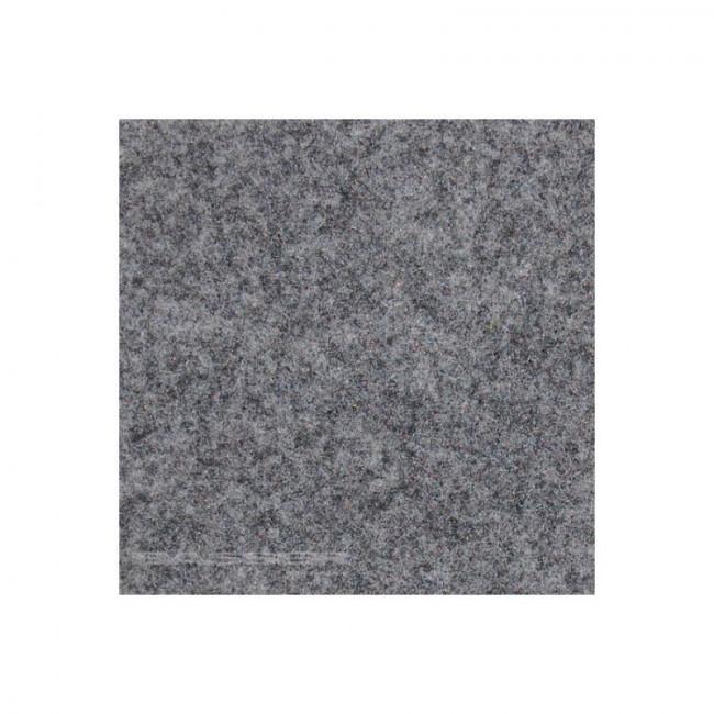 Čalúnenie, koberec na reproduktory - svetlá sivá