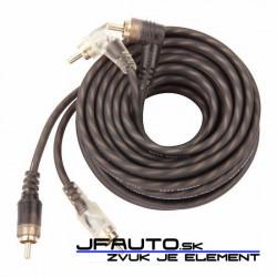 GROUND ZERO GZCC 5,1XLC - RCA kábel
