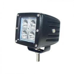 LED pracovné svetlá a rampy