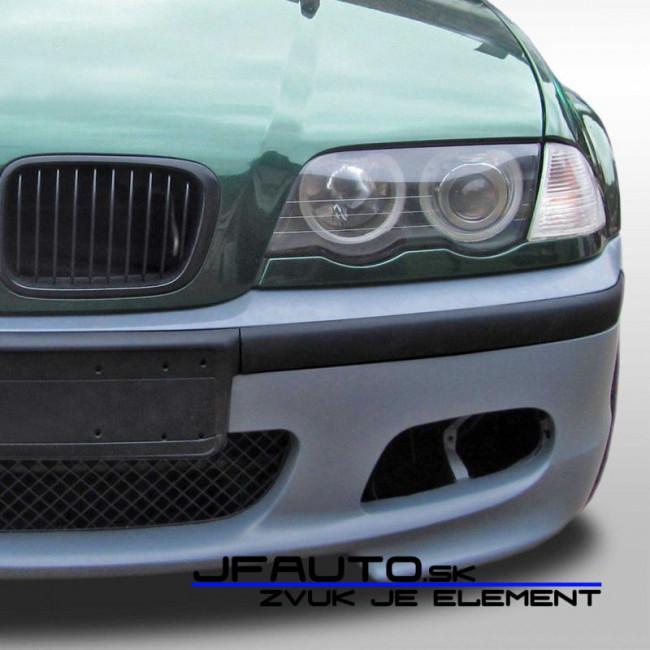 Nárazník predný BMW radu 3 E46 (98-05) sedan/Touring